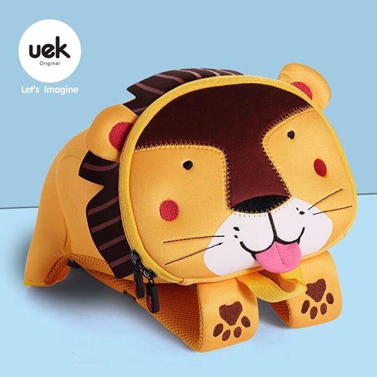 Lay prone bag - lion
