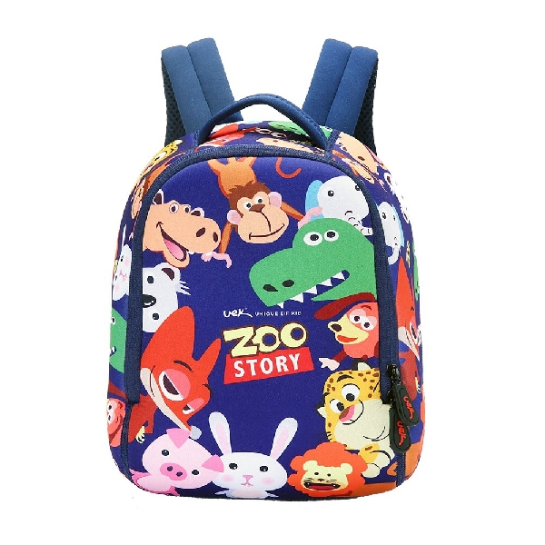 Uek kid bag - zoo