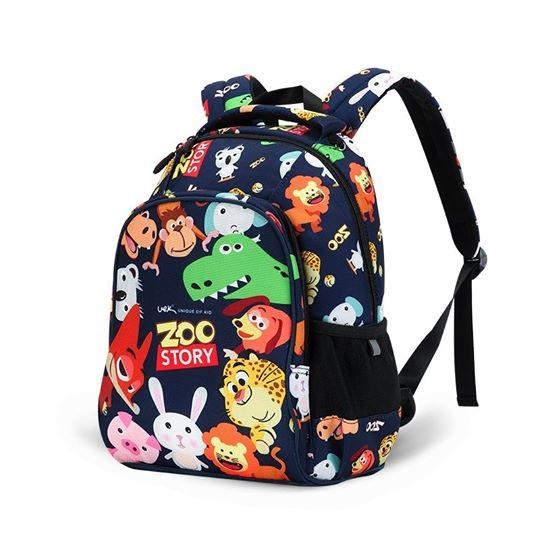 Uek kid bag polyester zoo