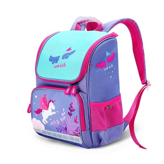 Uek school bag - noble unicorn