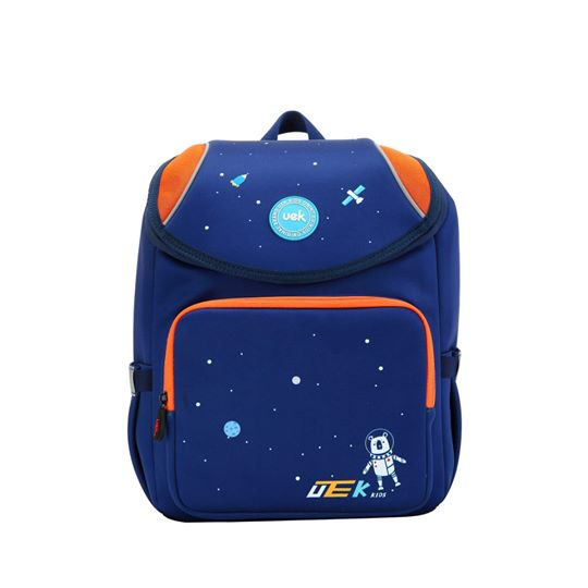 Uek school bag - neoprene space bear