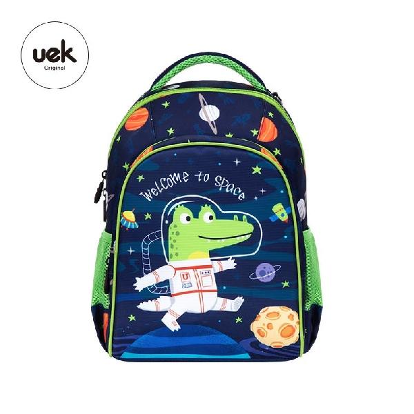 Uek กระเป๋าเป้อนุบาล - จระเข้นักบินอวกาศ