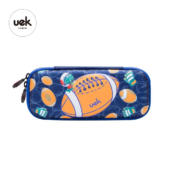 Uek pencil case s - football