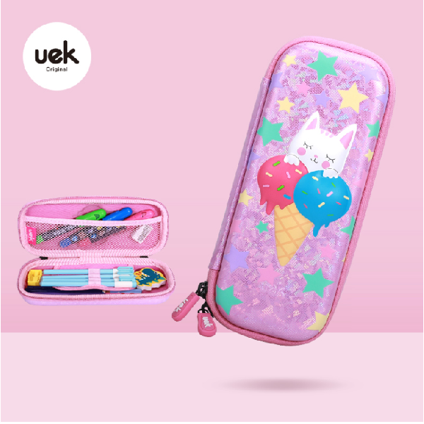 Uek pencil case s - ice cream