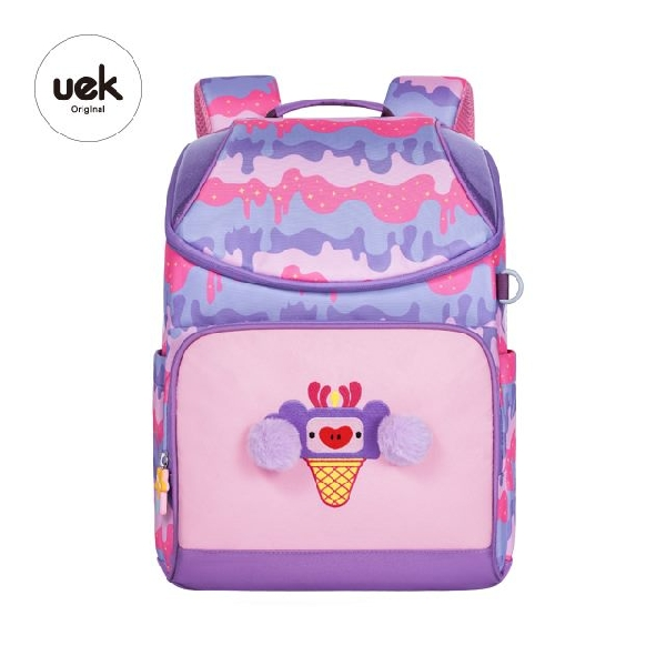 Dream kids school backpack - sweet purple