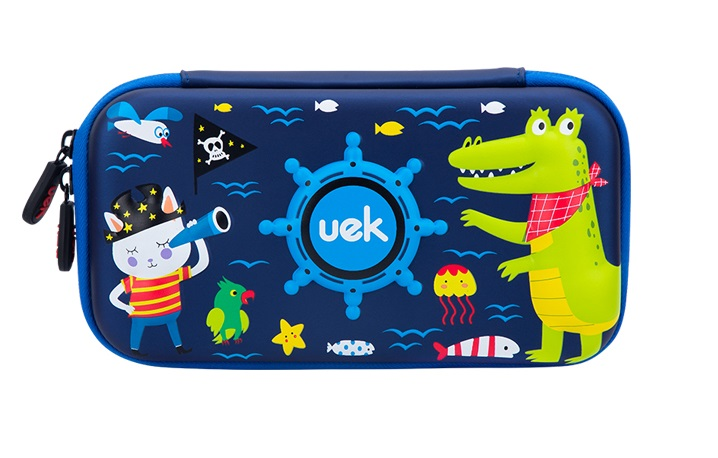 Uek pencil case m - pirate