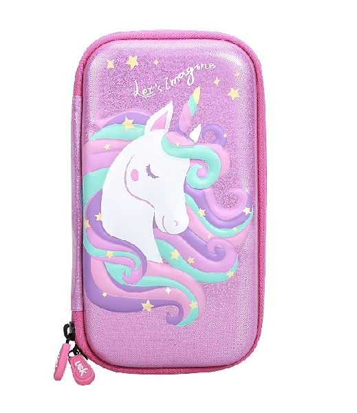 Uek pencil case m - unicorn