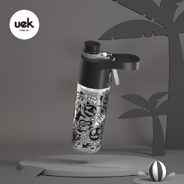 Spray cup - dragon black