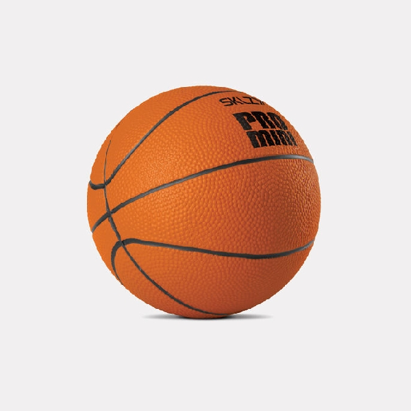 Pro mini hoop swish foam ball