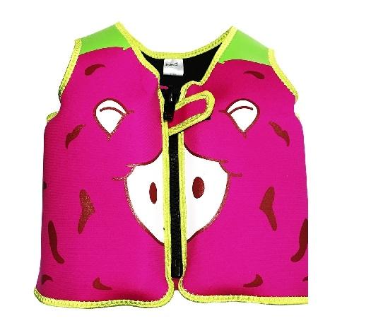 Float jacket - sheep pink