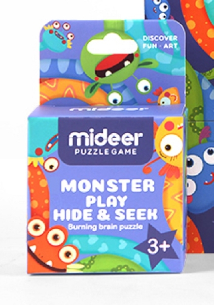Monster play-hide&seek