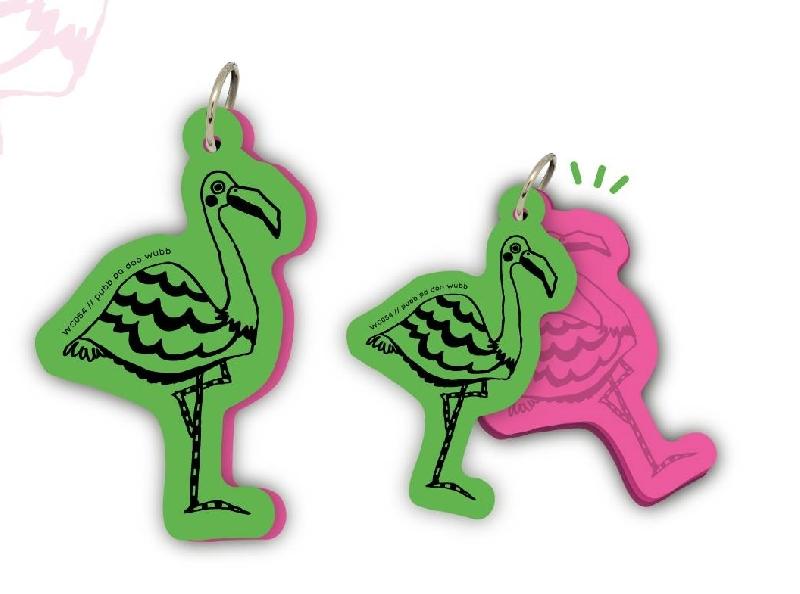 สมุดจดคำศัพท์ - flamingo