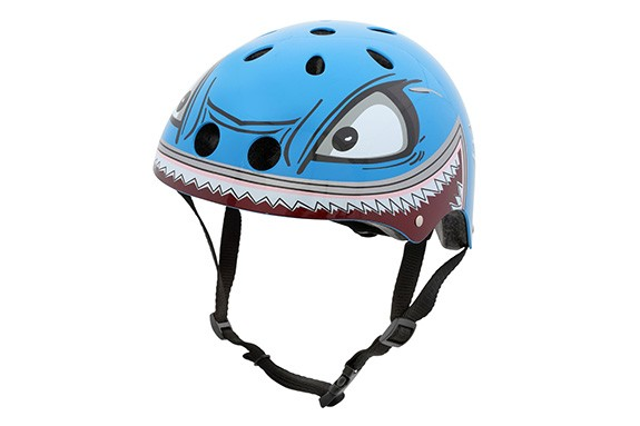 Mini hornit lids hammerhead kids bicycle helmet