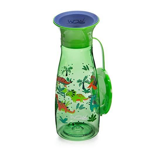 Wow mini training cup - green