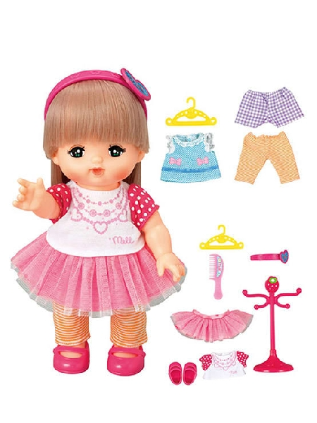 Mell chan - kawaii mell first fashion set