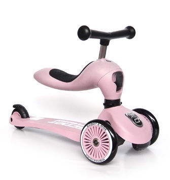 Scoot and ride highwaykick 1 scooter - rose