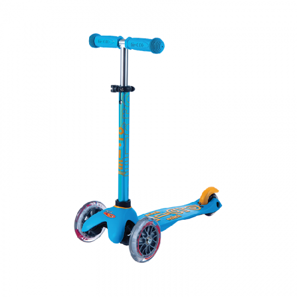 Mini micro deluxe scooter - ocean blue
