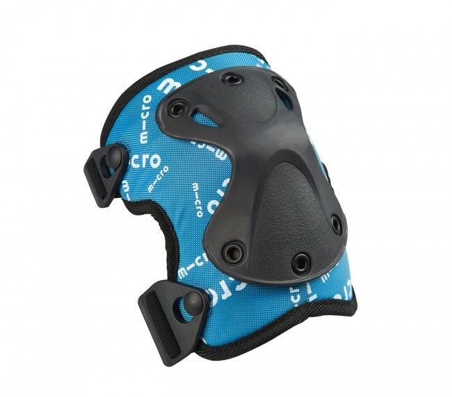 Micro knee-/ elbow pad size s - blue