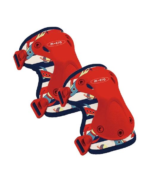 Micro knee elbow pad rocket s