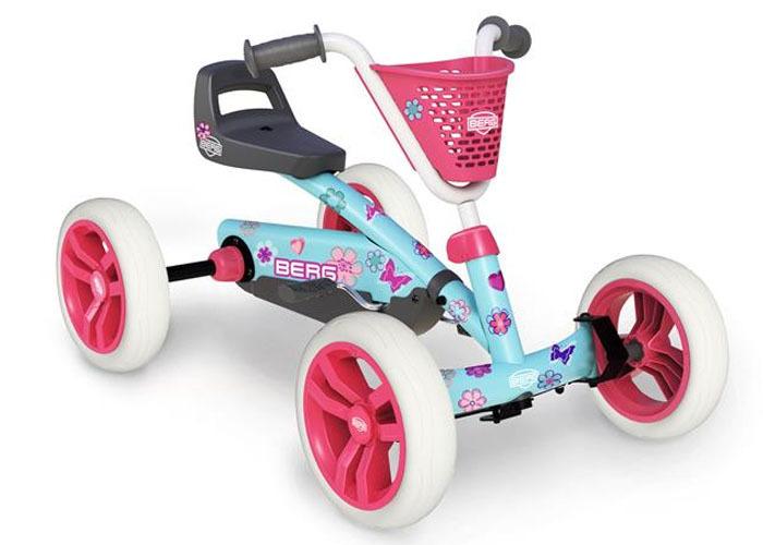รถโกคาร์ทสำหรับเด็ก - berg buzzy bloom