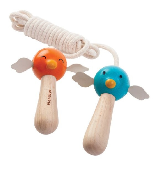Birdy skipping rope