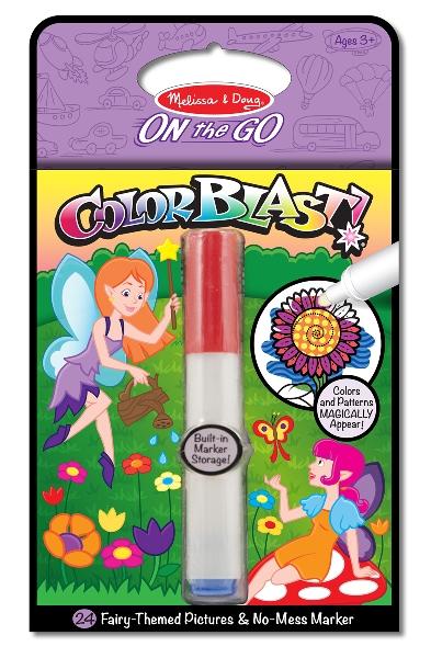 Color blast fairy