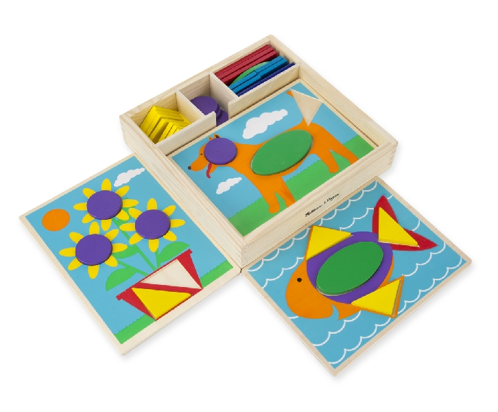 Beginner pattern block