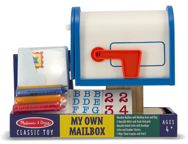 ชุดของเล่นกล่องจดหมายของฉัน