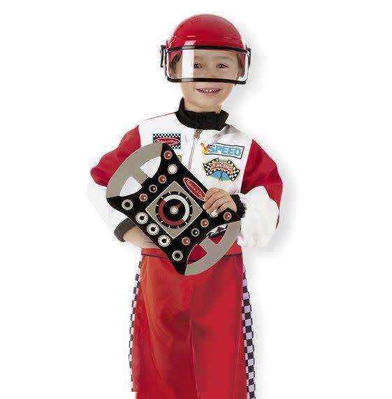 Role play costume - race car