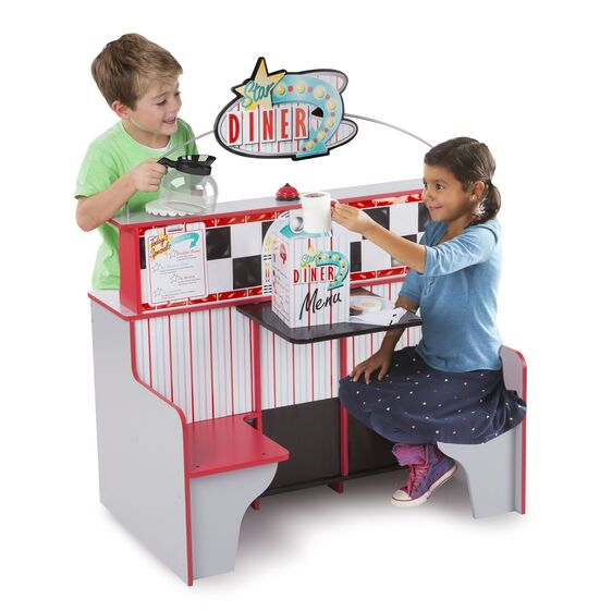Diner kitchen set