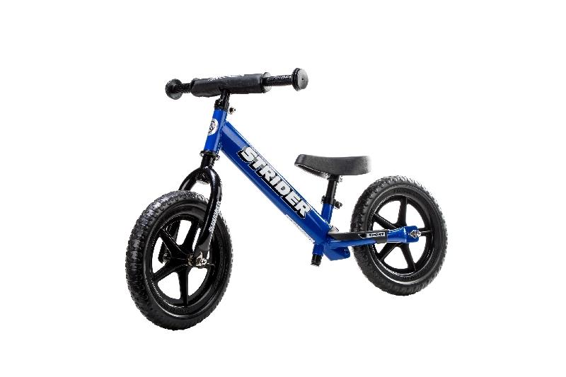 จักรยานสไตรเดอร์สีฟ้า