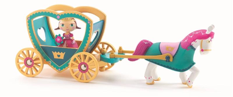 Alycia & ze caleche Arty Toys Djeco - Enginou Play & Learn ...
