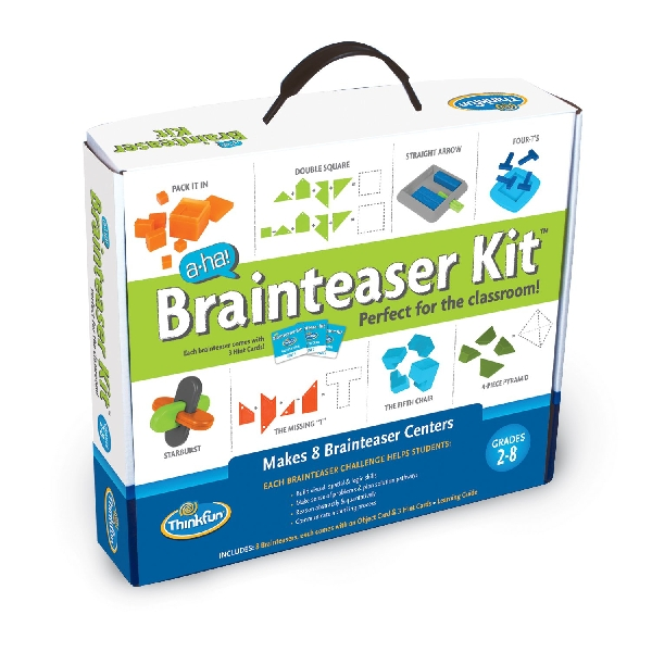 Aha brainteaser kit