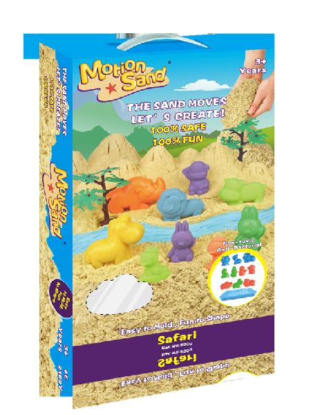 ทรายมหัศจรรย์ ชุดสัตว์ป่า
