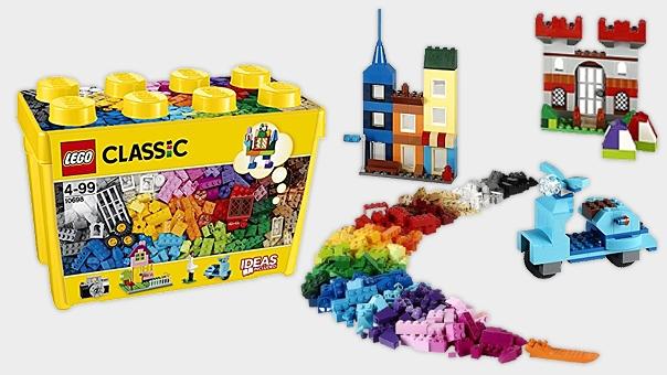 LEGO Classic 10698 : Large Creative Brick Box lego - Games