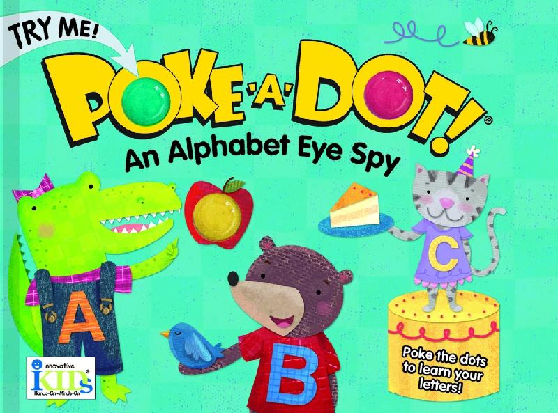 Poke a dot -  an alphabet eye spy