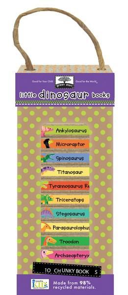 หนังสือชุดเล่มเล็ก หัวข้อ ไดโนเสาร์