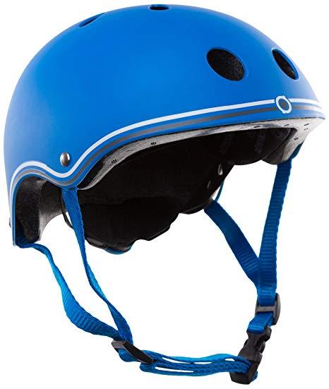 หมวกกันน็อค globber สำหรับเด็กโต สีน้ำเงิน