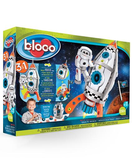 Bloco ตัวต่อกระสวยอวกาศ