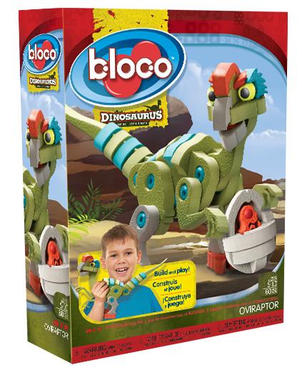 bloco - oviraptor