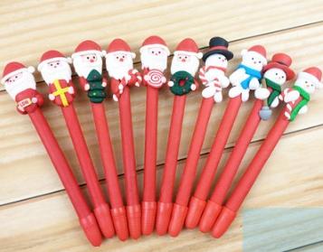 ปากกาซานต้า