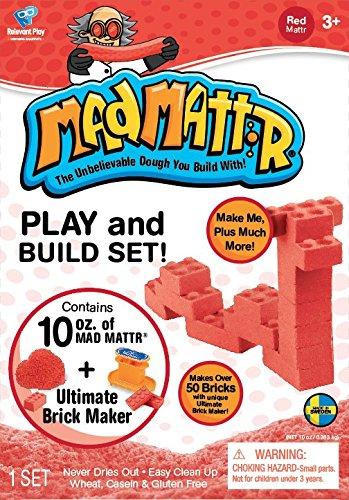 Mad mattr quantum builder pack red