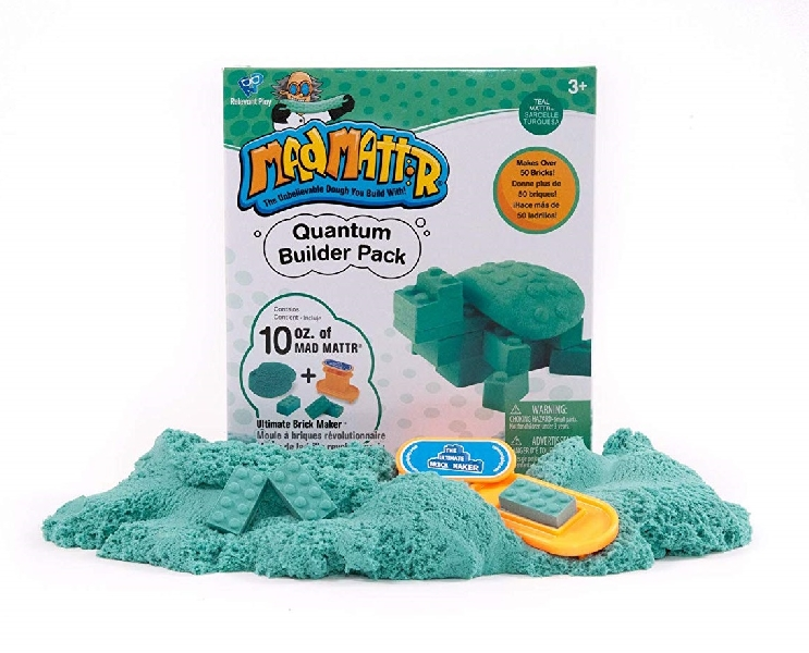 Mad mattr quantum builder pack teal