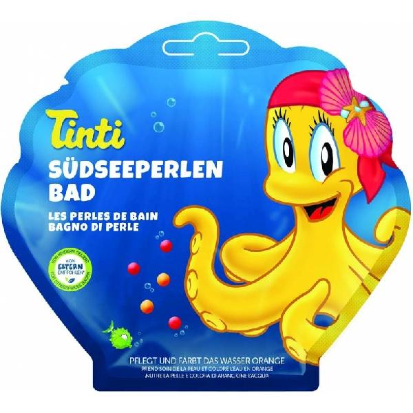 Tinti - ไข่มุกอาบน้ำสีส้ม