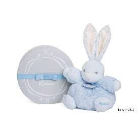 Kaloo perle - small chubby rabbit blue