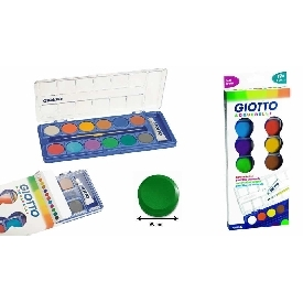 Giotto colour blocks