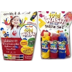 Total wash color value set