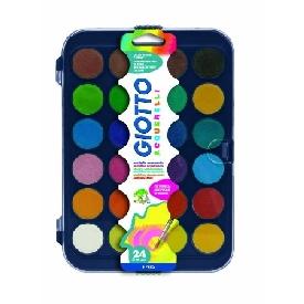 Giotto colour blocks x24