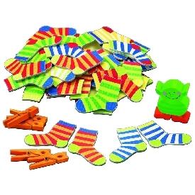 Lucky sock dip