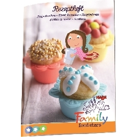 Silicone cupcake flower party